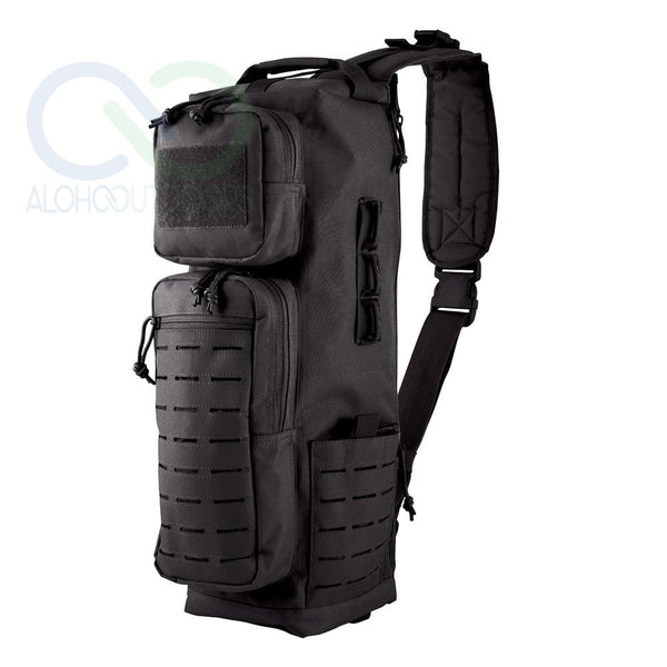 Red Rock Riot Sling Pack - Black