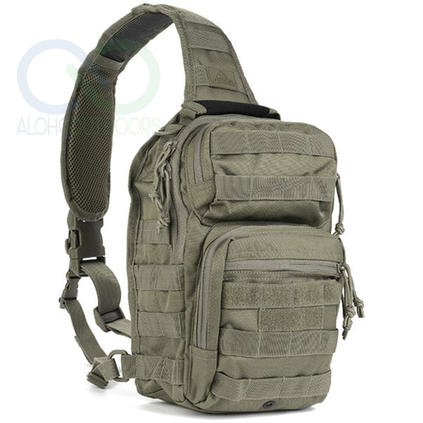 Red Rock Rover Sling Pack - Olive Drab