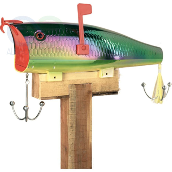 Rivers Edge Giant Lure Mailbox Firetiger
