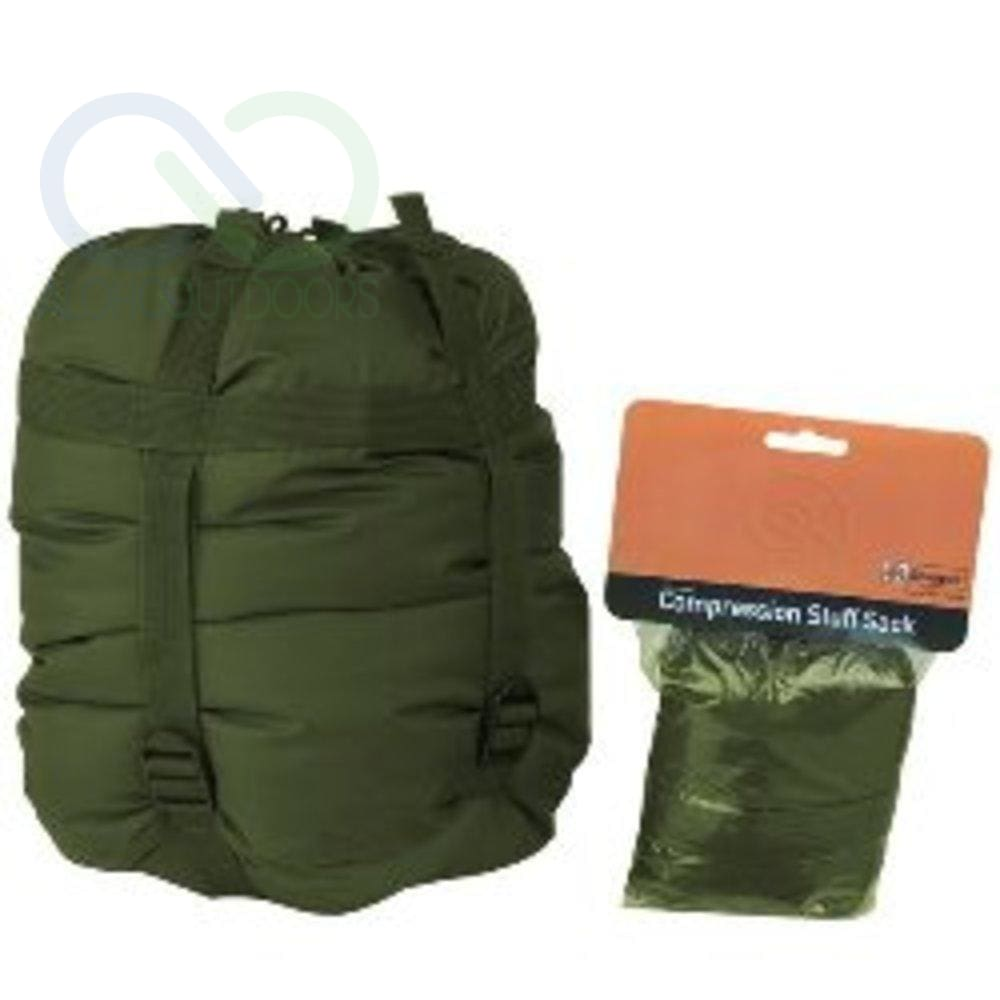 Snugpak Compression Sack Olive Medium-Snugpak