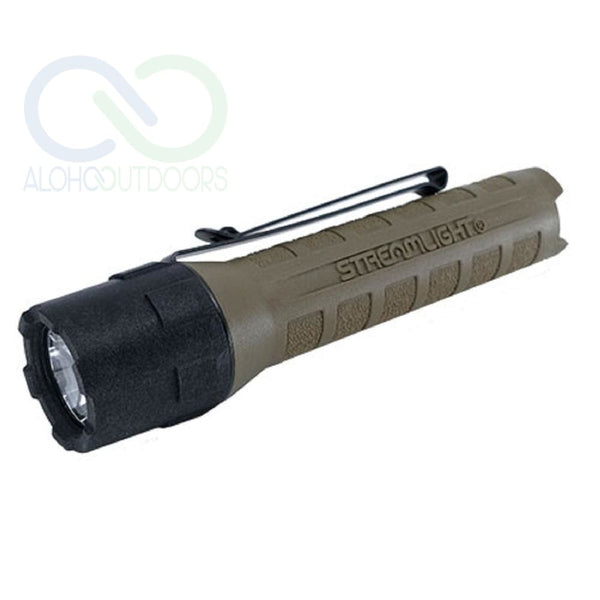 Streamlight Polytac X Usb Flashlight W/usb Battery Coyote