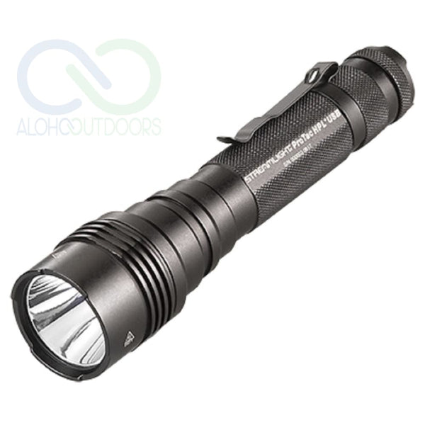 Streamlight Protac Hpl Usb Flashlight W/usb Cord Black