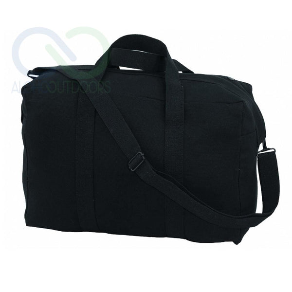 Texsport Small Parachute Cargo Bag - Black