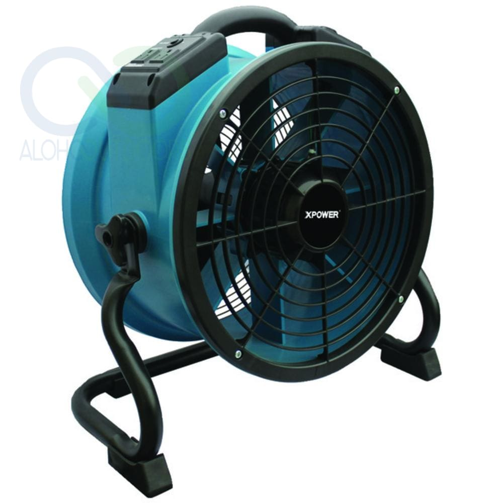 Xpower X-34Tr X-34Tr Professional Axial Fan With Timer