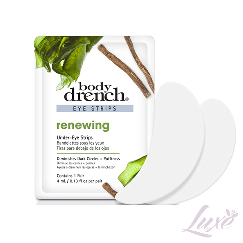 Body Drench Renewing Eye strips