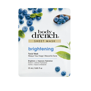 Body Drench Brightening Sheet Facial Mask