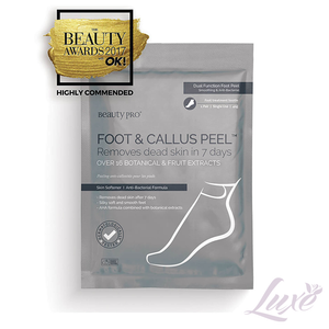 Beauty Pro Foot and Callus Peel