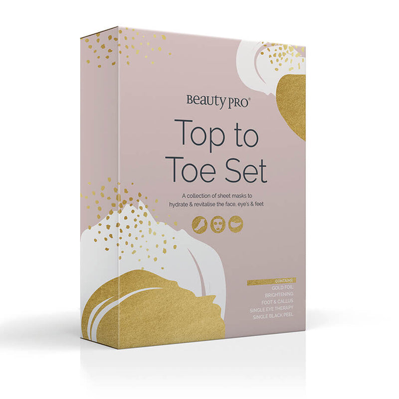 Beauty Pro Top to Toe Set