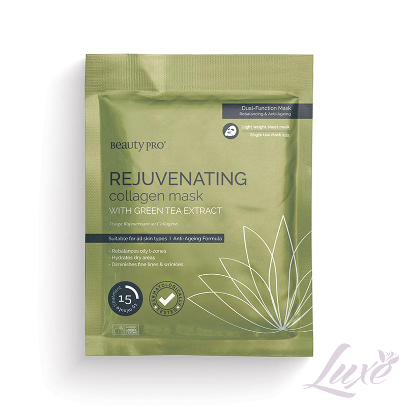 Beauty Pro Rejuvenating Collagen Face Mask