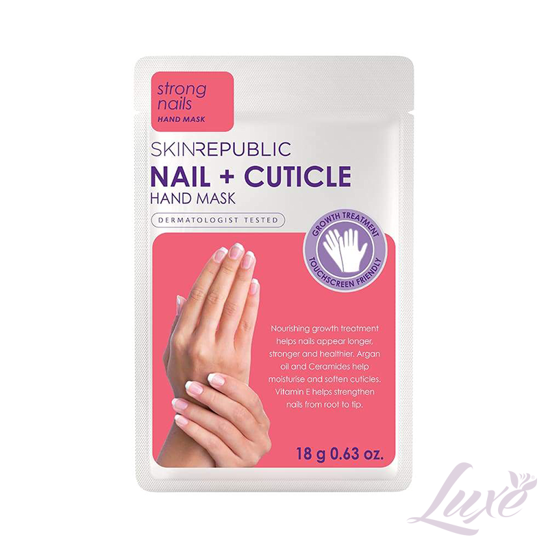 Skin Republic Nail + Cuticle Hand Mask