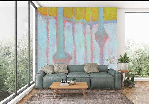reflections No.5 oversize prints & murals