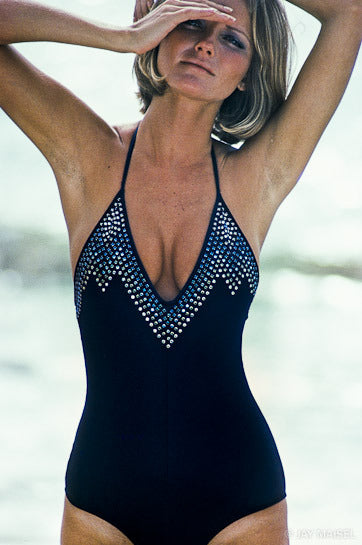 Cheryl Tiegs Backlit