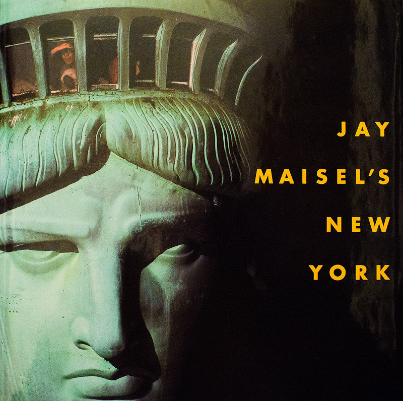 Jay Maisel's New York
