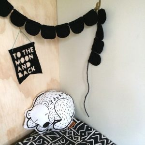 Kids Room Wall Decor - YES, You Can Have a Styled Look!