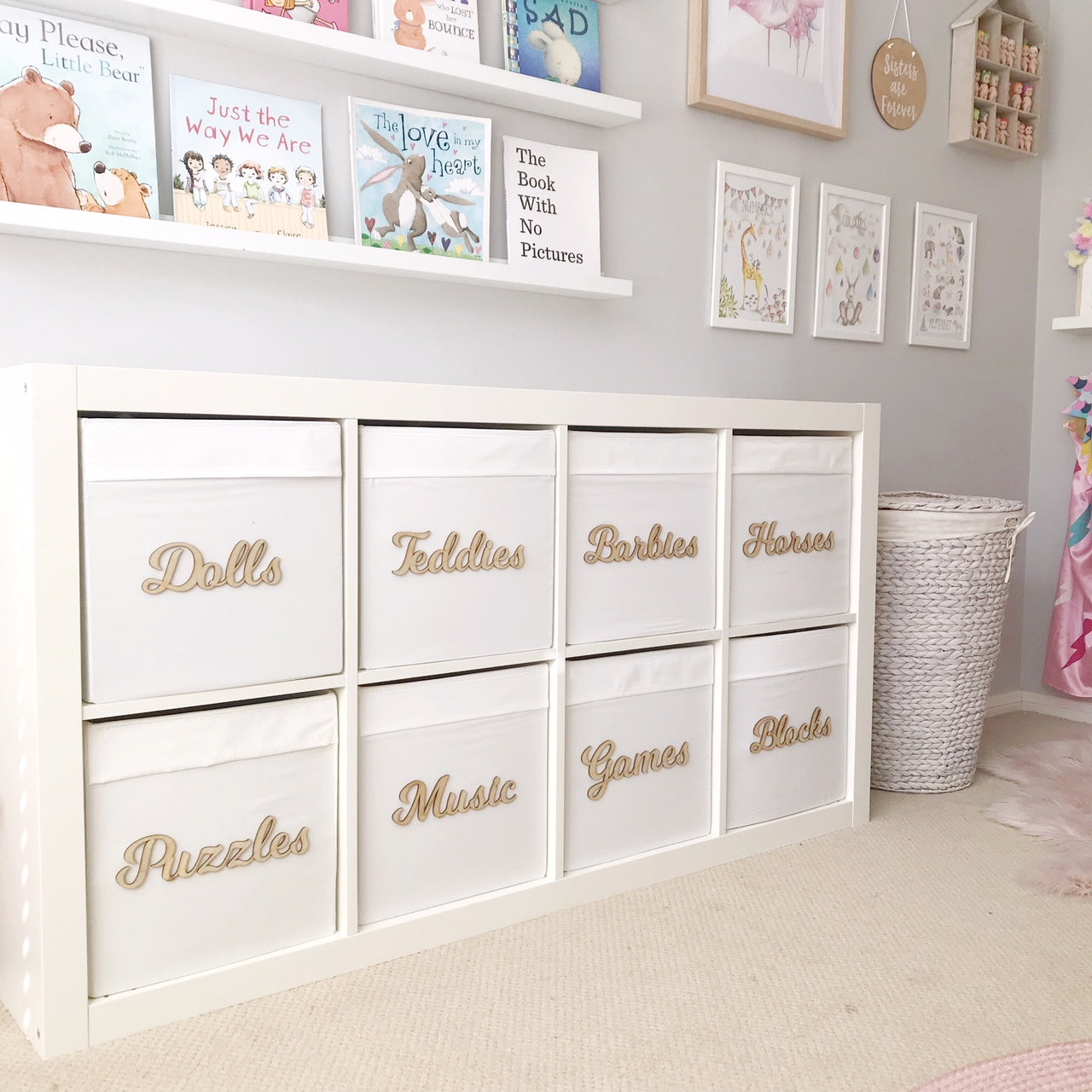 How to KonMari your kids room?
