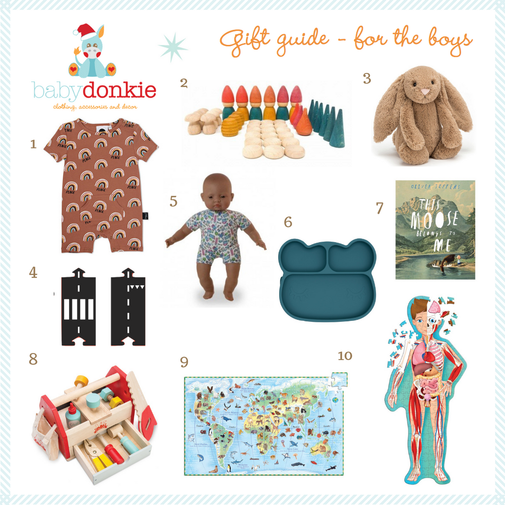 BabyDonkie-Christmas-gift-guide-boys-2019