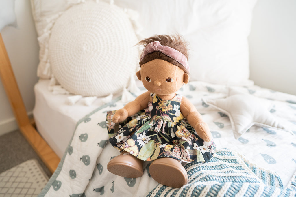 Olli Ella Dinkum Doll Diversity and Inclusion