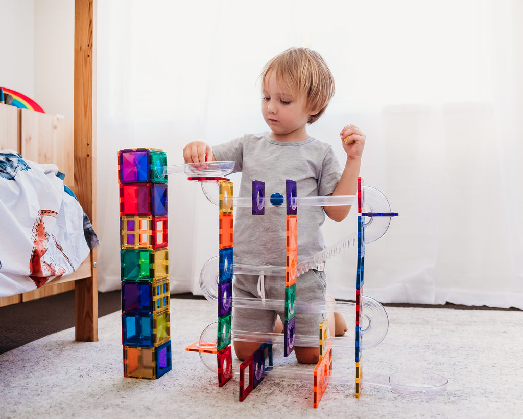 Connetix these_little_darlings marble run