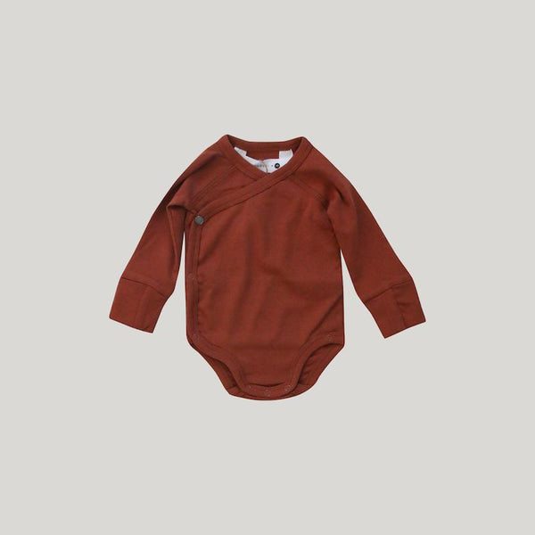 Susukoshi-gender-newborn-longsleeved-kimono-body-rust