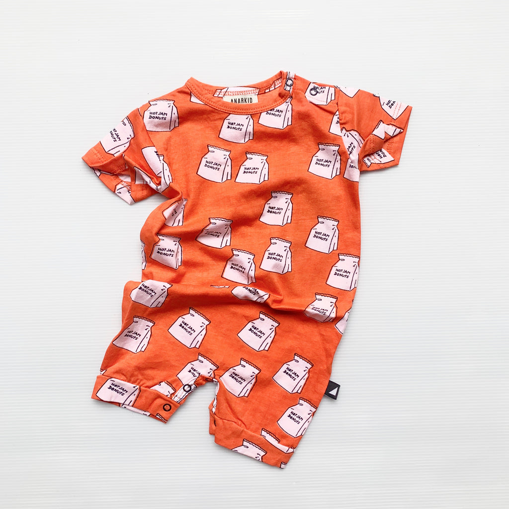 Threads for Boys Onesie