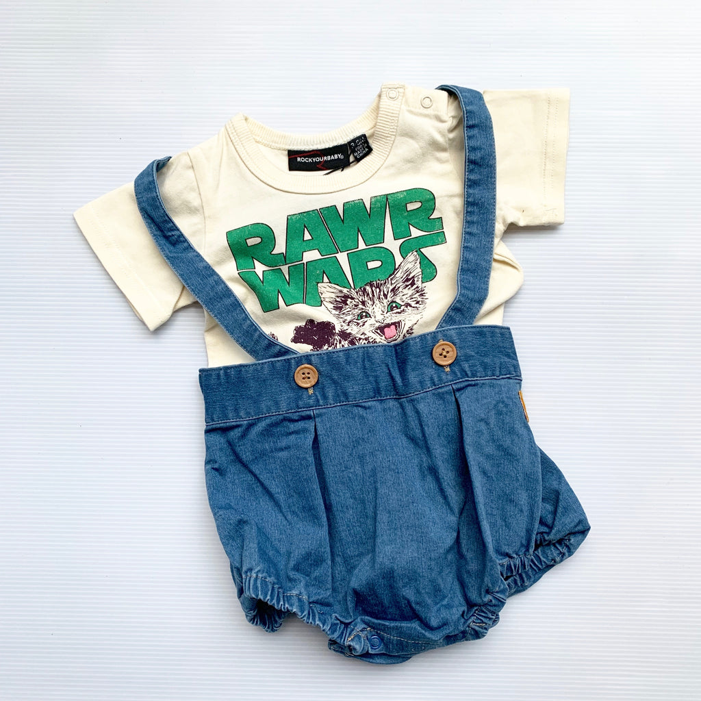 Must have boys clothes - overalls