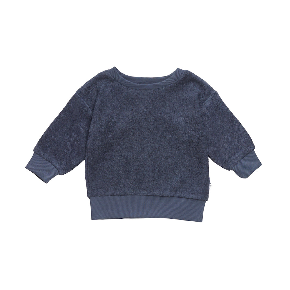 Huxbaby Organic Essentials - Ink Play Sweatshirt-BabyDonkie