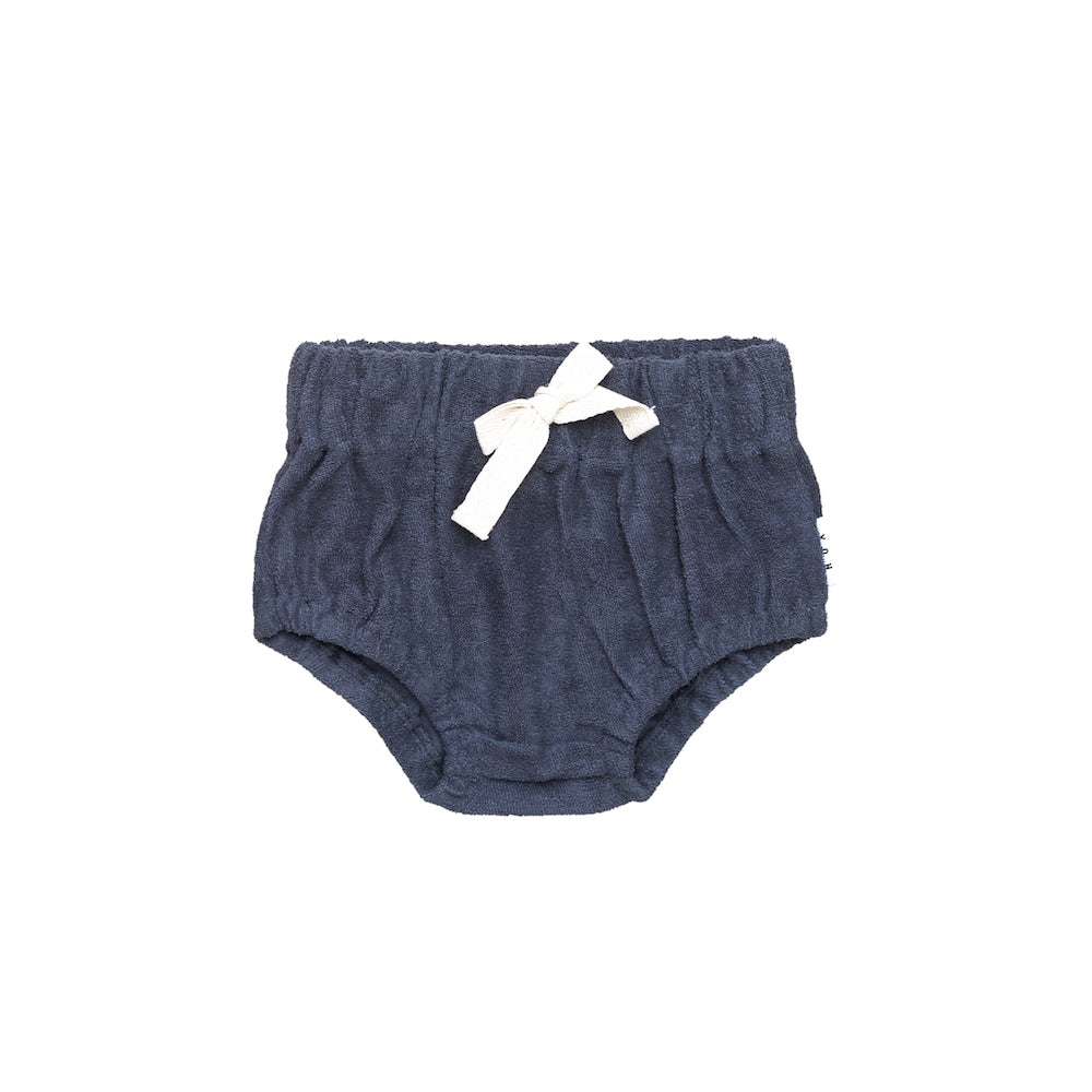 Huxbaby Organic Essentials - Ink Bloomer-BabyDonkie
