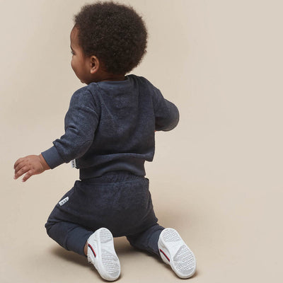 Huxbaby Organic Essentials - Ink Play Pant-BabyDonkie