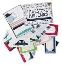 Mini Milestone Cards-Accessories-BabyDonkie
