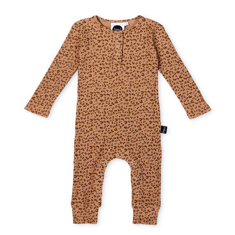 Kapow Kids Leo Rib All In One-Clothing-BabyDonkie
