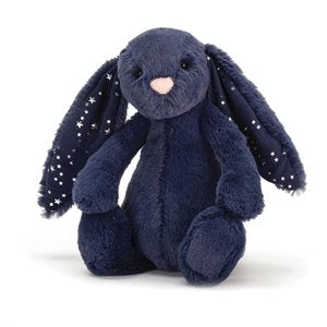 Jellycat Bashful Stardust Bunny Medium-Softie-BabyDonkie
