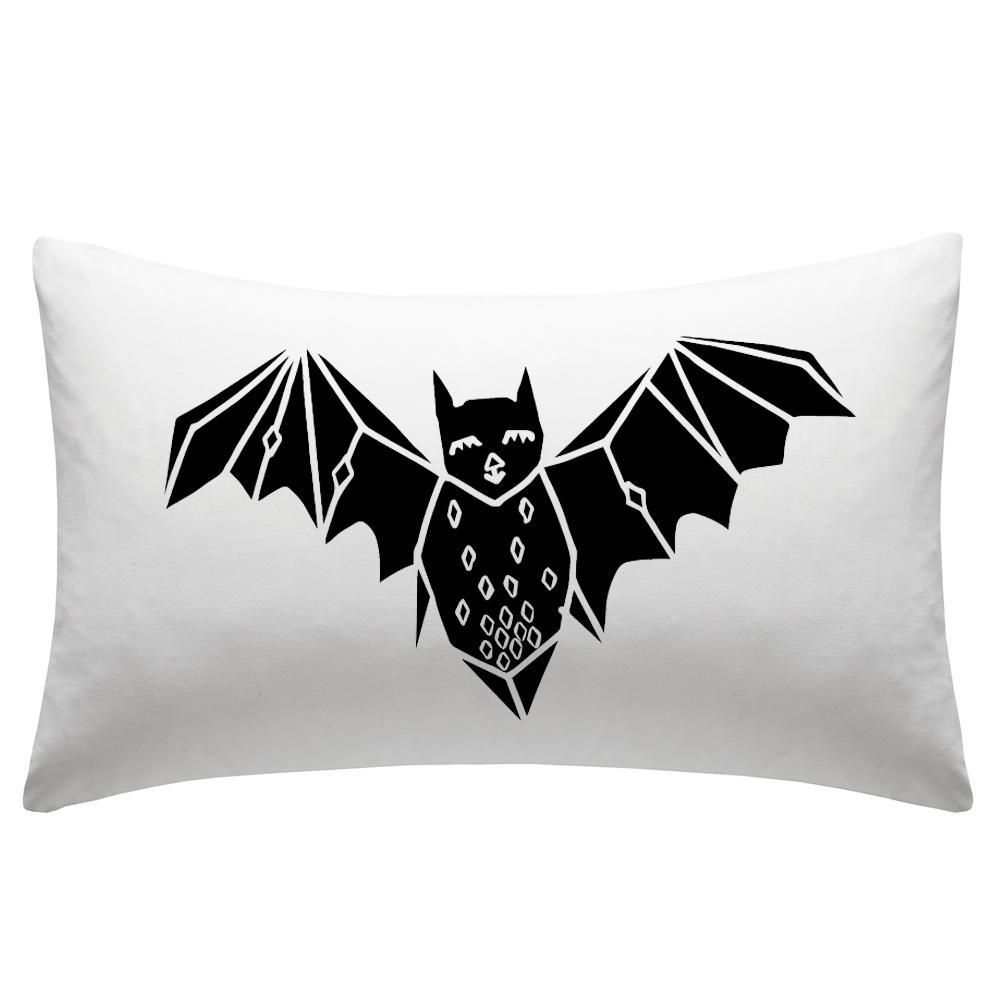Kapow Kids Bat Crazy Pillow Case-Cushion-BabyDonkie