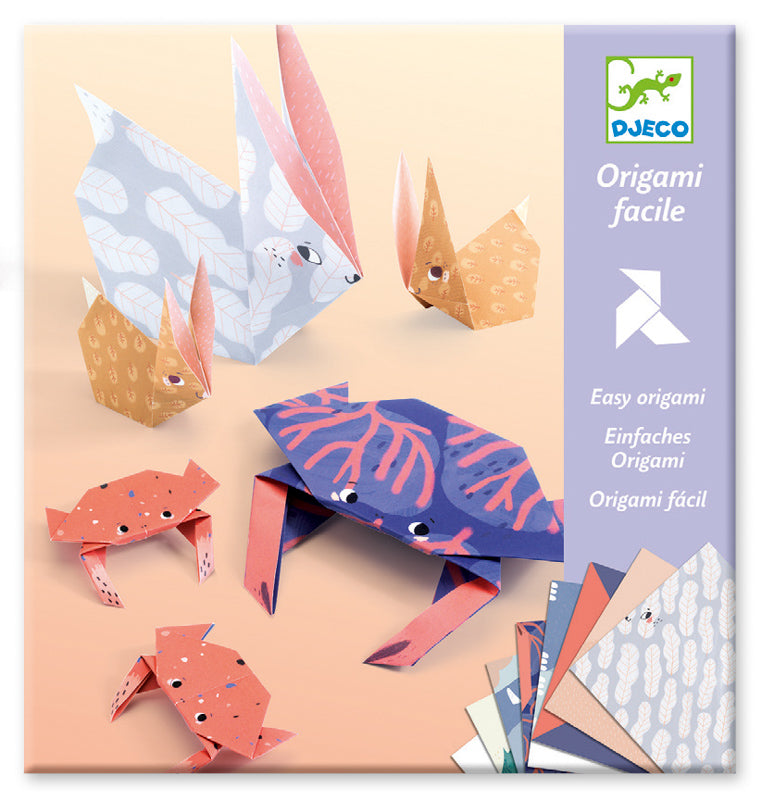 Djeco - Animal Family Origami