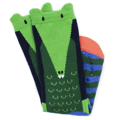 Billy Loves Audrey Croc Socks-Clothing-BabyDonkie