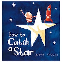 How to Catch a Star Board Book by Oliver Jeffers-Book-BabyDonkie