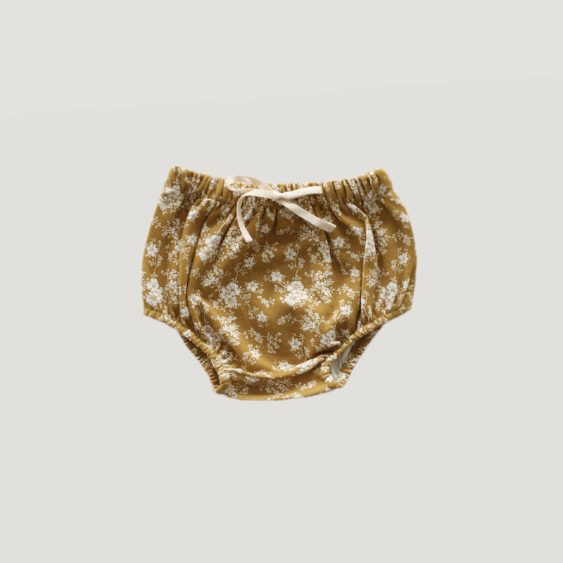 Jamie Kay Bloomers - Golden Floral-Clothing-BabyDonkie