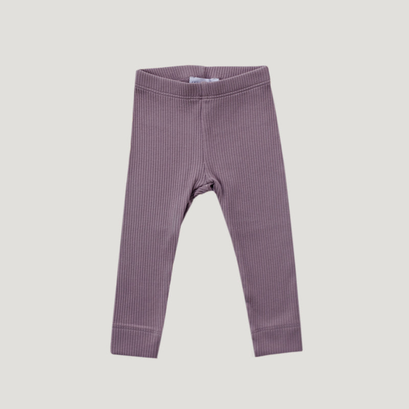 Jamie Kay - Cotton Modal Leggings - Dusk-Clothing-BabyDonkie