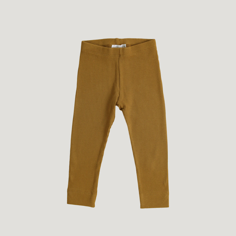 Jamie Kay - Cotton Modal Leggings - Golden-Clothing-BabyDonkie