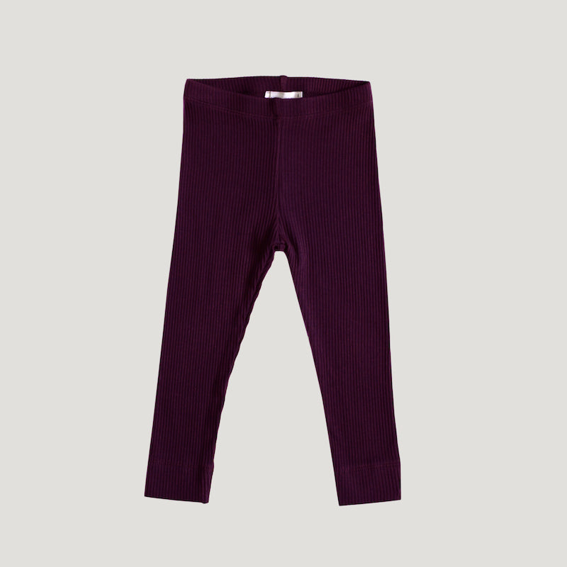 92031088f7a1a Jamie Kay - Cotton Modal Leggings - Mulberry-Clothing-BabyDonkie
