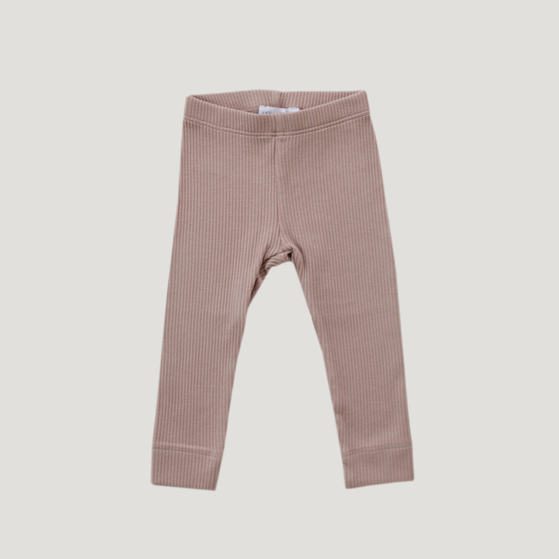 Jamie Kay - Cotton Modal Leggings - Rosy-Clothing-BabyDonkie