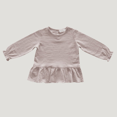 Jamie Kay Maple Organic Cotton Bailey Top - Candy Floss-Clothing-BabyDonkie
