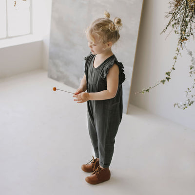Jamie Kay Maple - Organic Cotton Sadie Onepiece - Juniper-Clothing-BabyDonkie