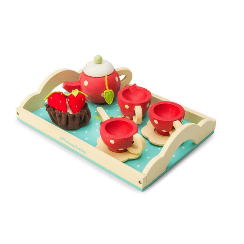 Le Toy Van Honeybake Tea Set-Toys-BabyDonkie