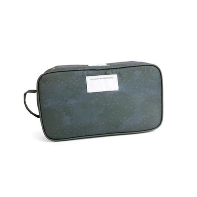 Love Mae Cooler Bag with Ice Brick - Charcoal-Accessories-BabyDonkie
