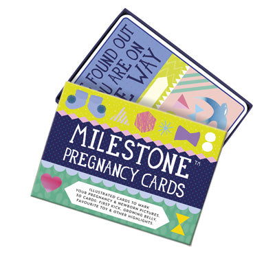 Milestone Pregnancy Cards-Accessories-BabyDonkie