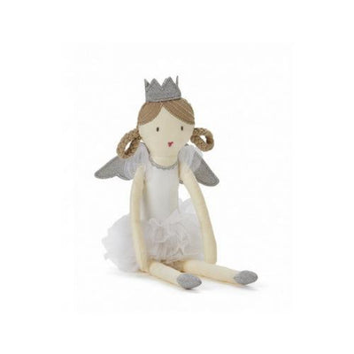 Nana Huchy Sugar Lips Fairy Princess - White-Doll-BabyDonkie