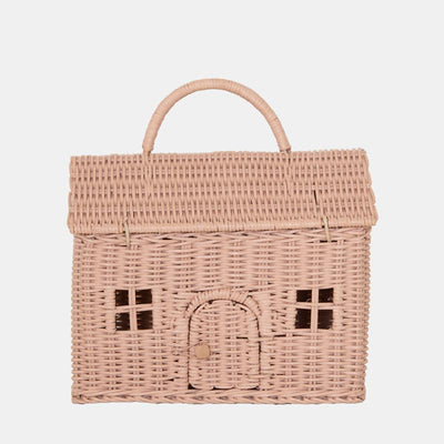 Olli Ella Casa Clutch - Rose