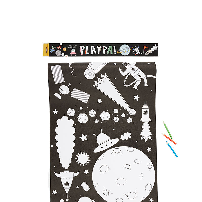 Olli Ella Playpa - Space-Book-BabyDonkie