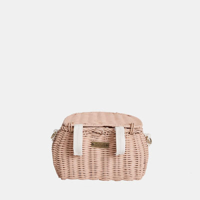 Olli Ella Minichari Bag - Rose-Storage-BabyDonkie