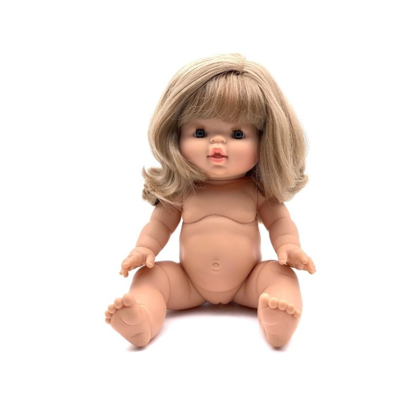 Paola Reina Gordis - PENELOPE - Blond Doll with Long Hair 34 cm-Doll-BabyDonkie